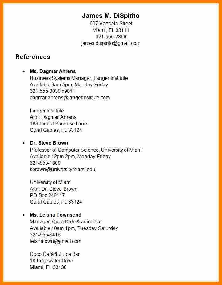 2017 post navigation sample resume. reference list format for ...