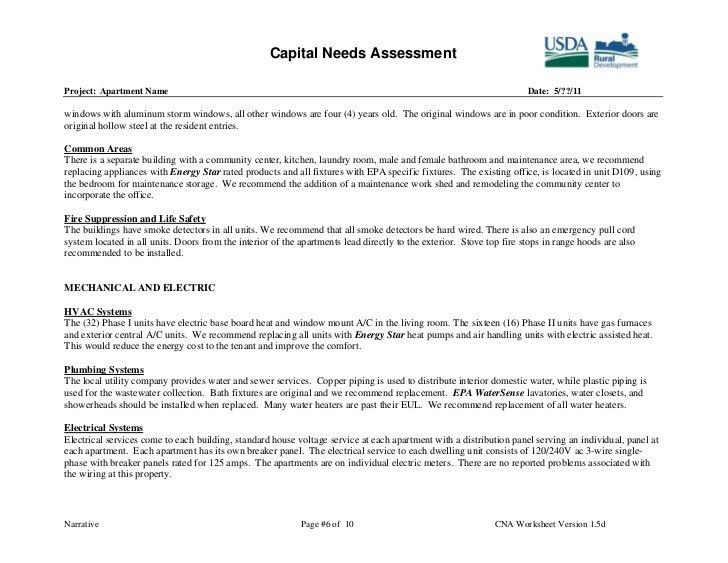Community Needs Assessment Template. Cra Self Assessment Form 10+ ...