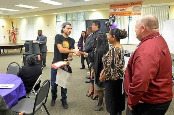 Probationers graduate from Napa County correctional program
