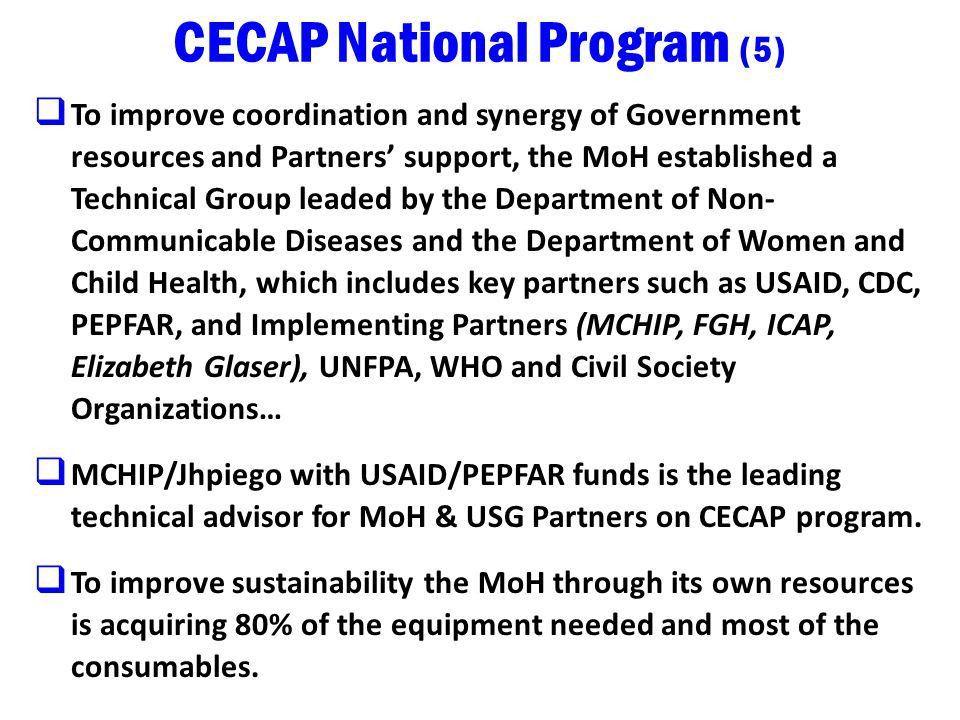 Scaling-up Cervical Cancer Prevention Program in Mozambique ...