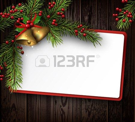 117,433 Christmas Card Template Cliparts, Stock Vector And Royalty ...