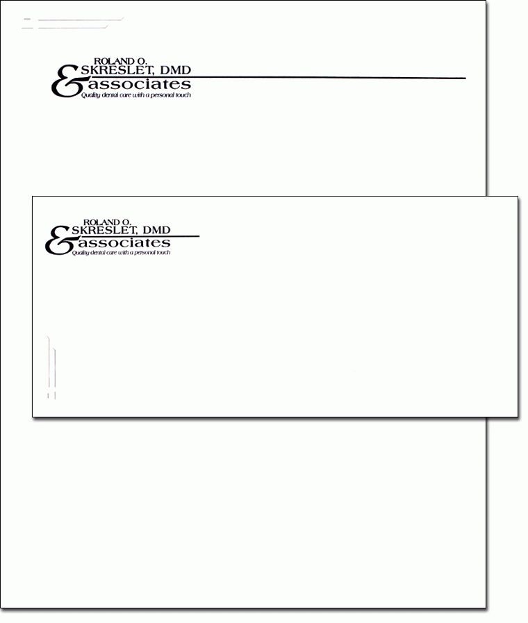 stationery Letterheads and Envelopes - stationery letterhead and ...