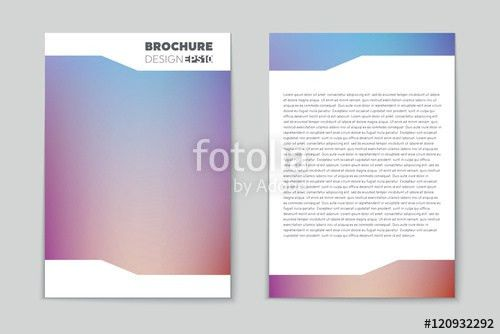Abstract vector layout background for web and mobile app, art ...