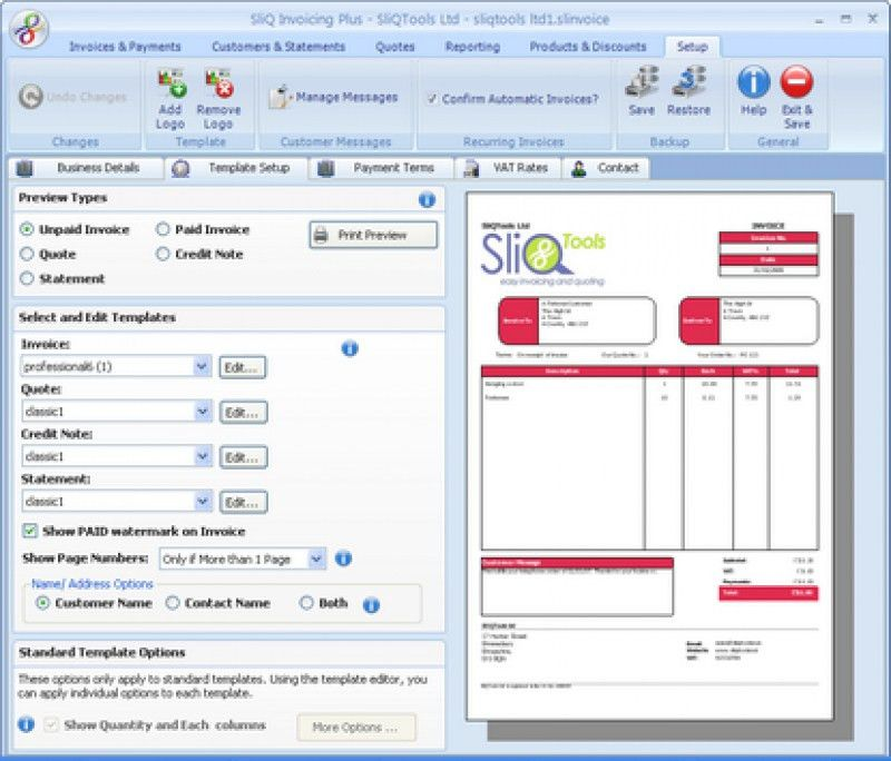Download Best Free Invoice Software | rabitah.net