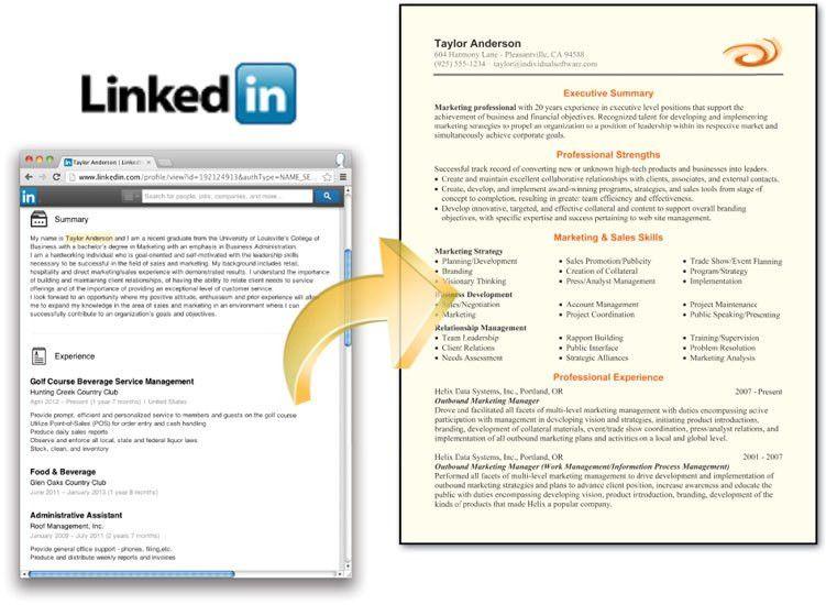 Resume Maker - Resume Cv