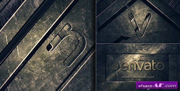 Metal Walls Intro - After Effects Project (Videohive) » free after ...