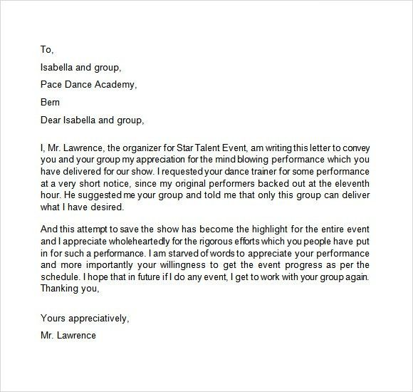 letter of appreciation to teacher99052jpg. letter homethe panther ...