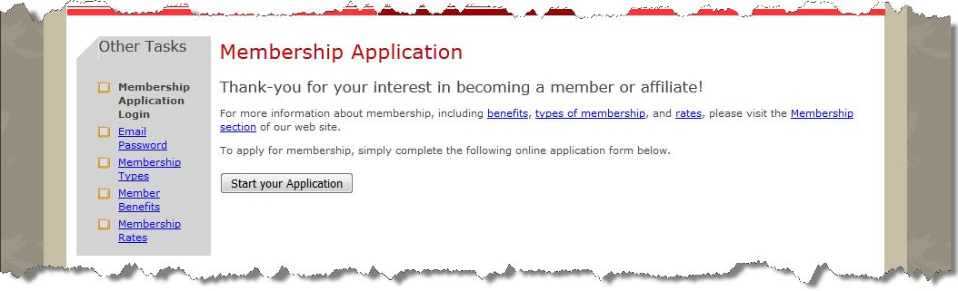 5 Expert Tips To Improve Your Membership Application Form | Wild ...