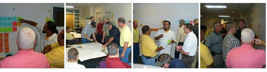 Lean Construction Training and Consulting