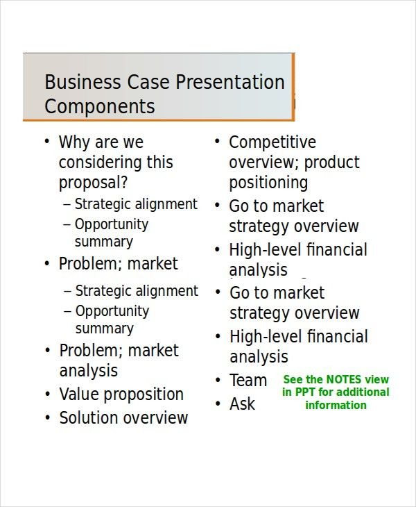 Business Presentation Template - 5 Free PPT Document Downloads ...