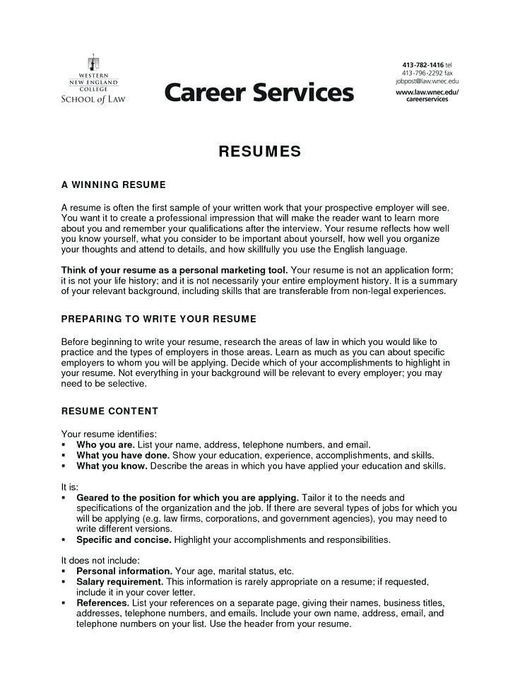 Should You Include References On Your Resume – Okurgezer.co