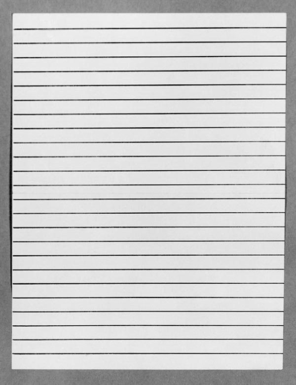 Product: Bold Line Letter-Writing Paper