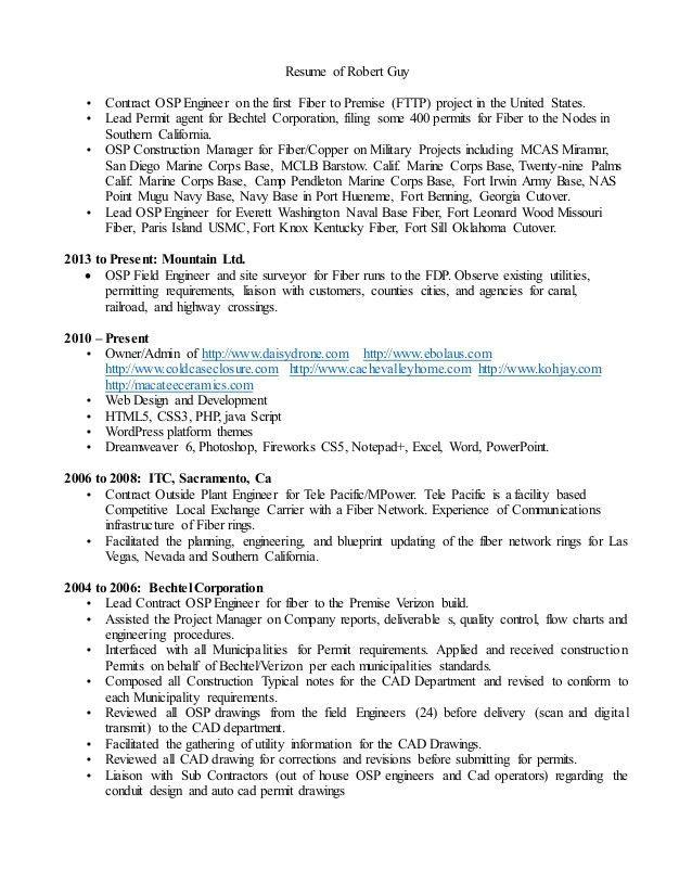 Osp design engineer resume | Scm resume format