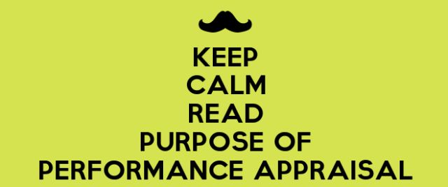 PURPOSE OF PERFORMANCE APPRAISAL | Management Paradise