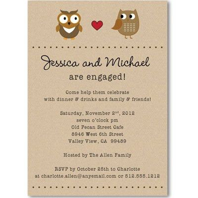 Engagement invitations | 21st - Bridal World - Wedding Ideas and ...