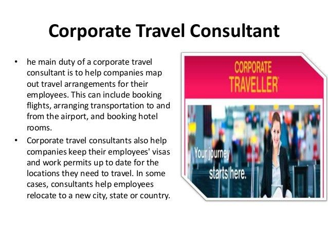 Travel Counsultant Role & Sales Process In Retail Travel Industry