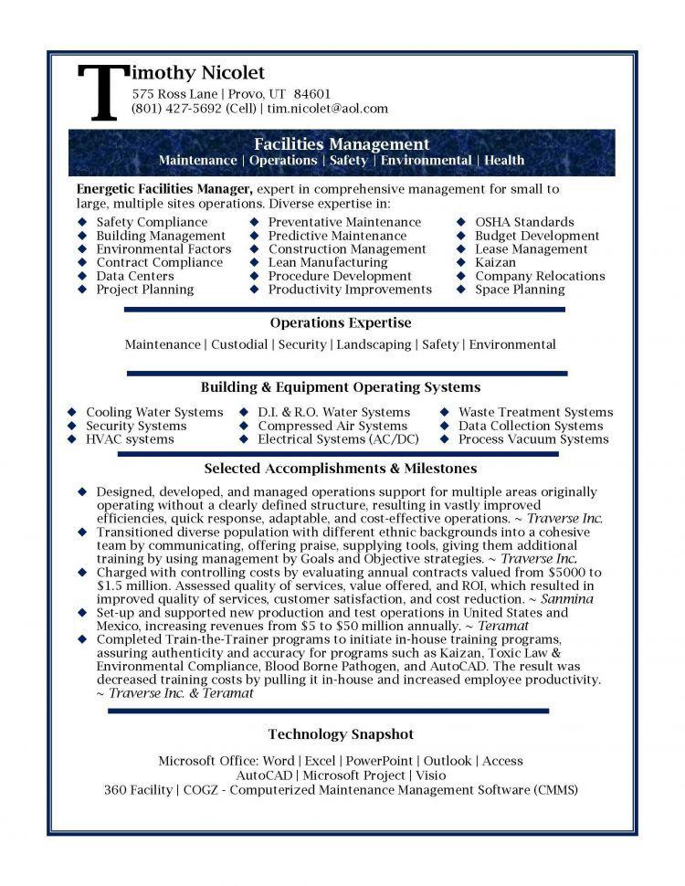 Hospitality Cover Letter Template 1 Resume Template for ...