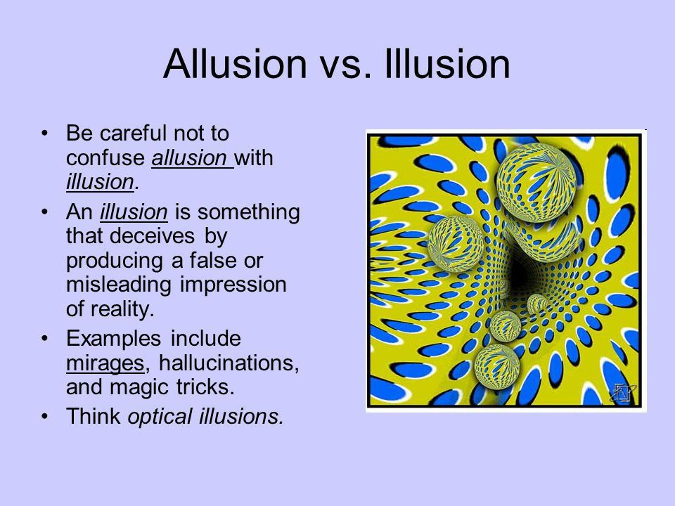 """Allusion """"I think we must quote whenever we feel that the allusion ..."""