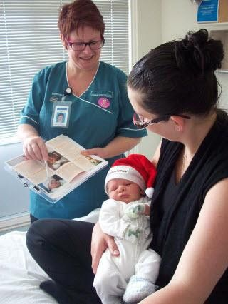 Recognition for newborn hearing screening team | National ...