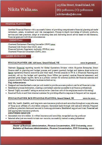 25+ best Professional resume samples ideas on Pinterest ...