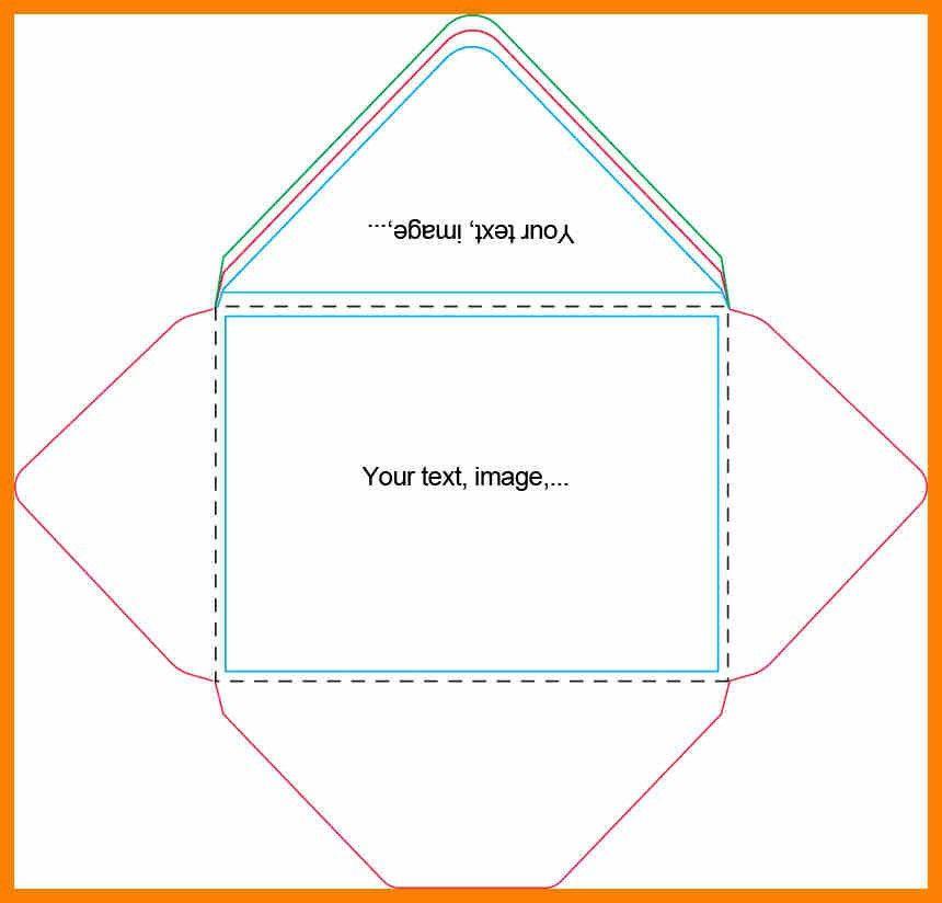 10 Envelope Template Illustrator - Contegri.com