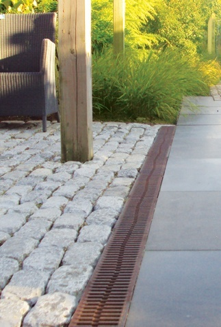 1000 images about drainage on pinterest rain wave for Patio drainage