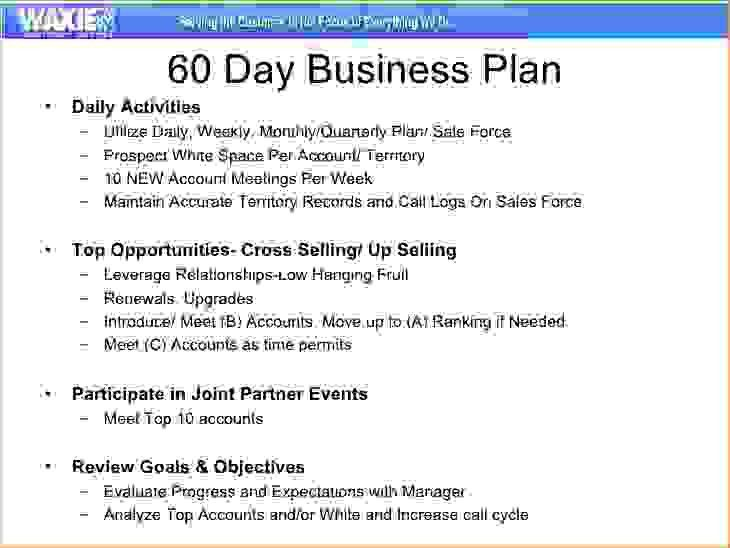 3+ 90 day sales plan templateReport Template Document | report ...