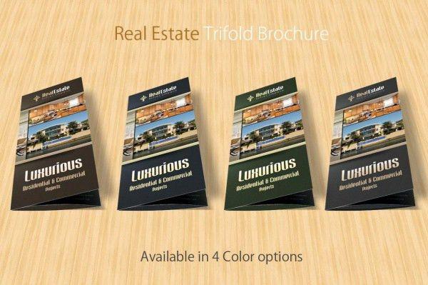 15+ Real Estate Brochures, Property Brochures | FreeCreatives