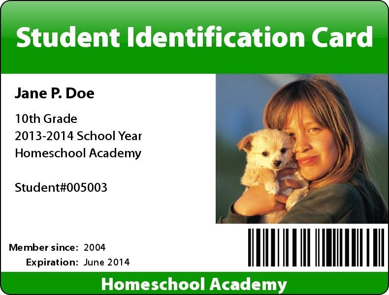 Teacher/Student ID Card Maker- Easy and Free! – The Adventist Home ...