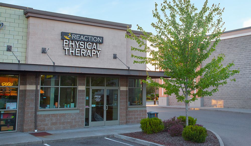 Reaction Physical Therapy At Smokey Point | RET Physical Therapy
