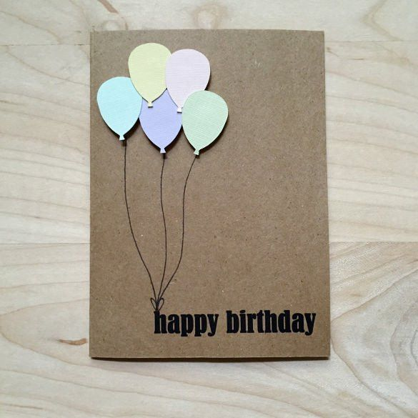 27+ Blank Birthday Templates – Free Sample, Example, Format ...