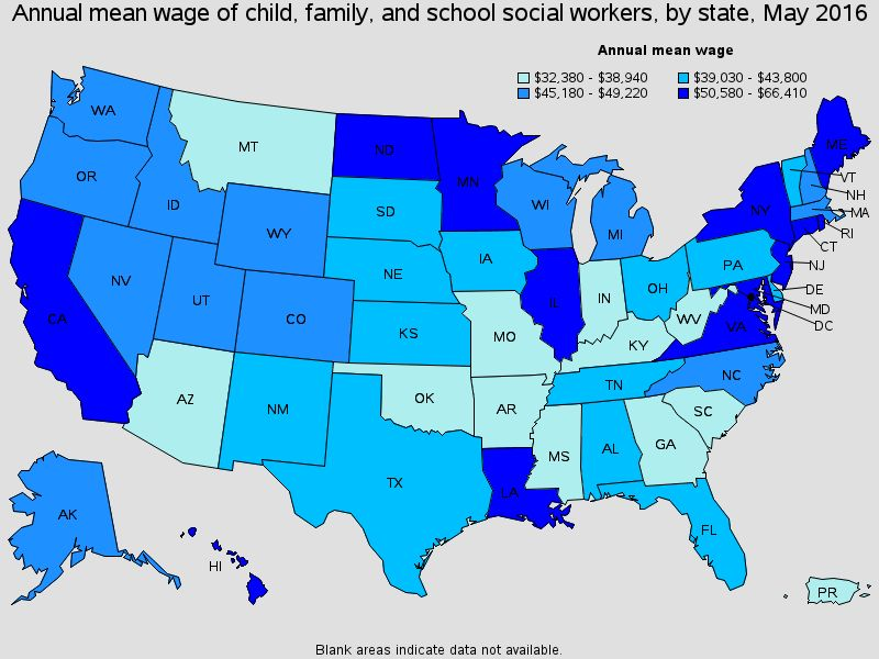 Child, Family, and School Social Workers