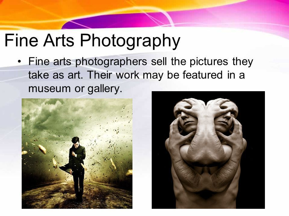 PHOTOGRAPHY CAREER IN. Essential Info Photographers take pictures ...