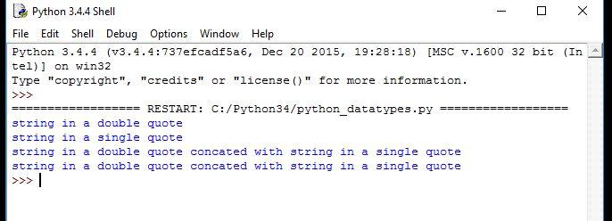 Python Data Types - JournalDev