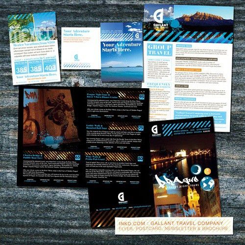 Wholesale Brochures and Flyers | Discount Trade Printer | Color ...
