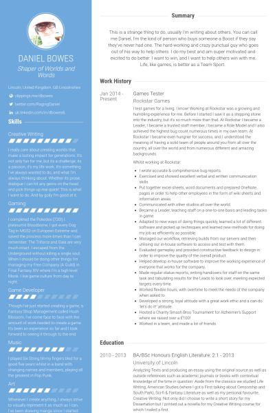 game tester resume sample qa testing resume 2219 fresher game ...