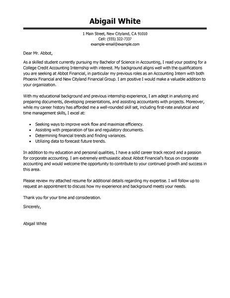 sample cover letters for college students Template Template inside ...
