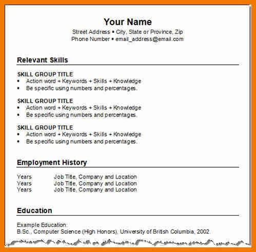 Make Resume Format. Achievements In Resume Examples For Freshers ...