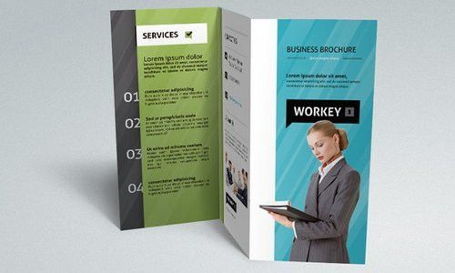 Download 10 Beautiful And Free Brochure Templates | spurs/humphrey ...