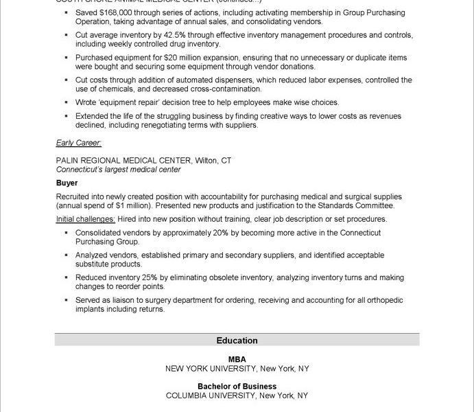 Enjoyable Purchasing Manager Resume 12 Purchasing Manager Resume ...