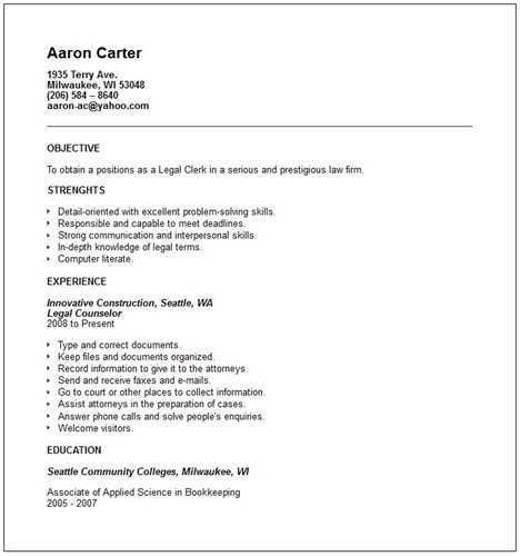 resume sample sample throughout payroll clerk cover clerk cover ...