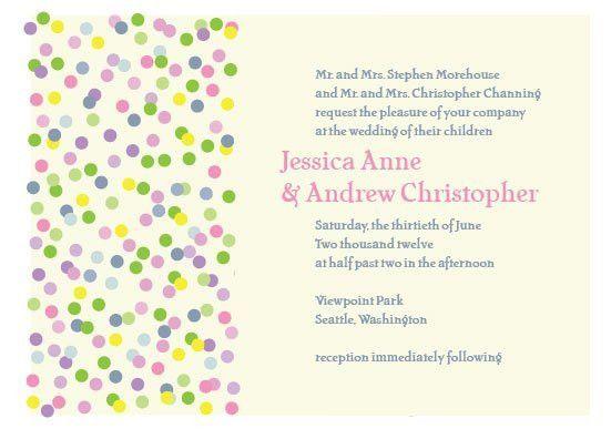 Free Printable Wedding Invitations | POPSUGAR Australia Smart Living