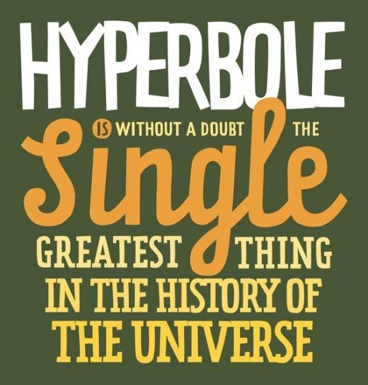 Hyperbole, Metonymy, and Synecdoche: A Brief Guide to Figures of ...
