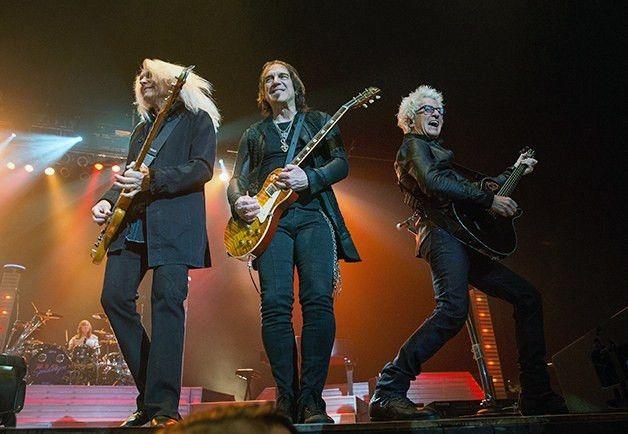 Photos: 60 Classic Rockers Still (Unbelievably) On Tour | GQ