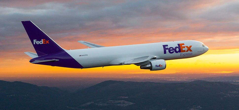 About FedEx - Home