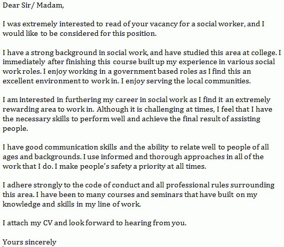 cover letter for social worker cl social worker social services ...