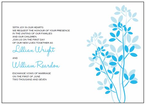 Sample invitation template | Samples and Templates