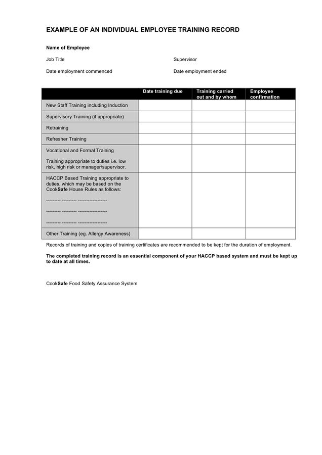 Personal Training Contract Sample - download free documents for ...