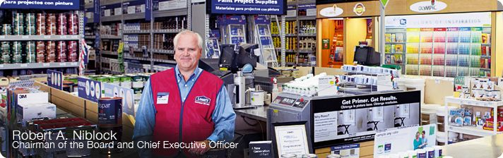 Lowe's 2010 Annual Report - Chairman's Message
