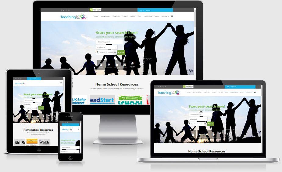 Specialist Joomla Websites